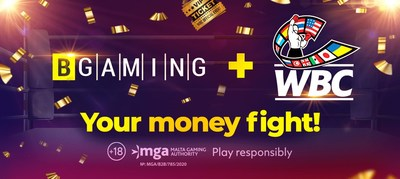 BGaming and WBC consider launching other projects to support the WBC Care foundation.