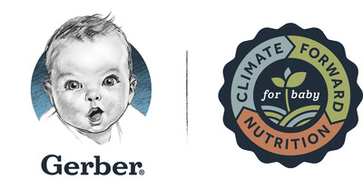 Gerber announces Climate Forward Nutrition ambition and carbon neutral commitment.