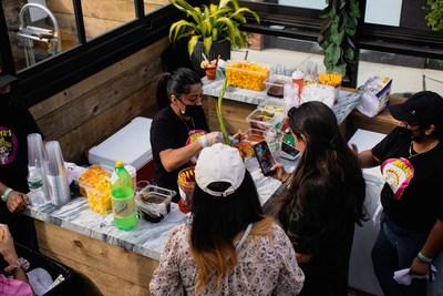 Local Mexican Dessert Shop Maya's Snack Bar Serving Sweet Treats at La Reunión NYC Presented By Buchanan's Whisky